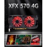 Grafická karta XFX 570 4G 256bit GDDR5