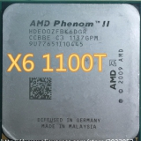 AMD Phenom II X6 1100T CPU/Black Edition/HDE00ZFBK6DGR/E0/unlocked