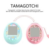 Tamagotchis Funny Kids Electronic Pets Hračky Nostalgic Pet v jednom Virtual Cyber Pet Interactive Digital Toy HD Barevná obrazovka E-pet
