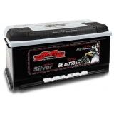 Autobaterie Sznajder Silver 96Ah, 12V, startovací proud 760A