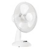 Stolní ventilátor průměr 30cm 3-rychlostní motor Valueline VL-FN12